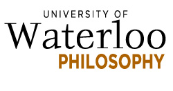 University of Waterloo Philosopy